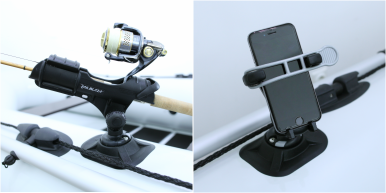 Fishing Rod Holder or Cell Phone Holder