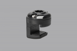 Small mount for rubber boat