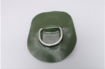 PVC D-Ring to install on PVC inflatable boats