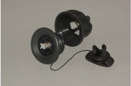 Air Valve for inflatables boats