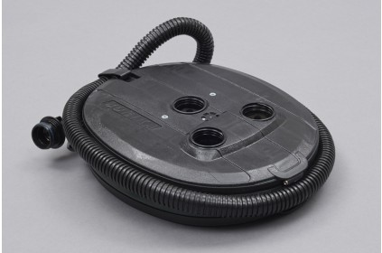 foot air pump for rib and dinghies