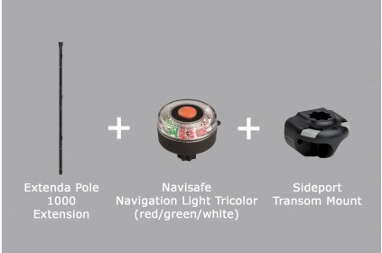 Navigation Lights for dinghy and small boats