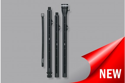 3 parts Extender for Flagpole 1 mt long