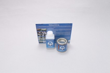 2 COMPONENTS PROFESSIONAL GLUE FOR PVC