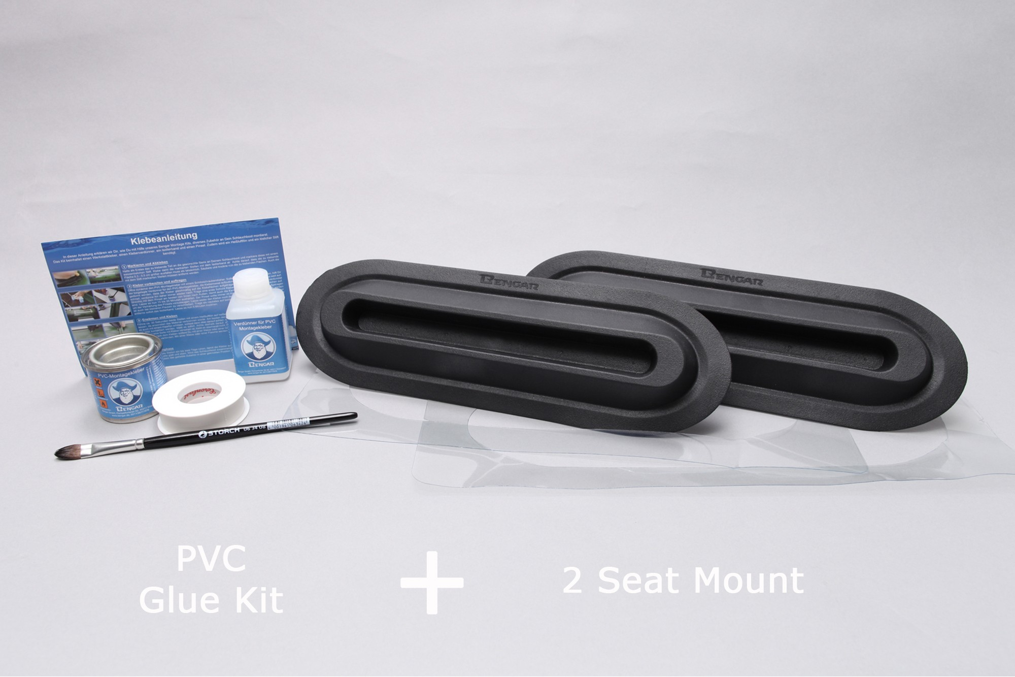 Phenomenal Set 2 Mounts For Boat Seats Pvc Glue Kit For Inflatables Pabps2019 Chair Design Images Pabps2019Com