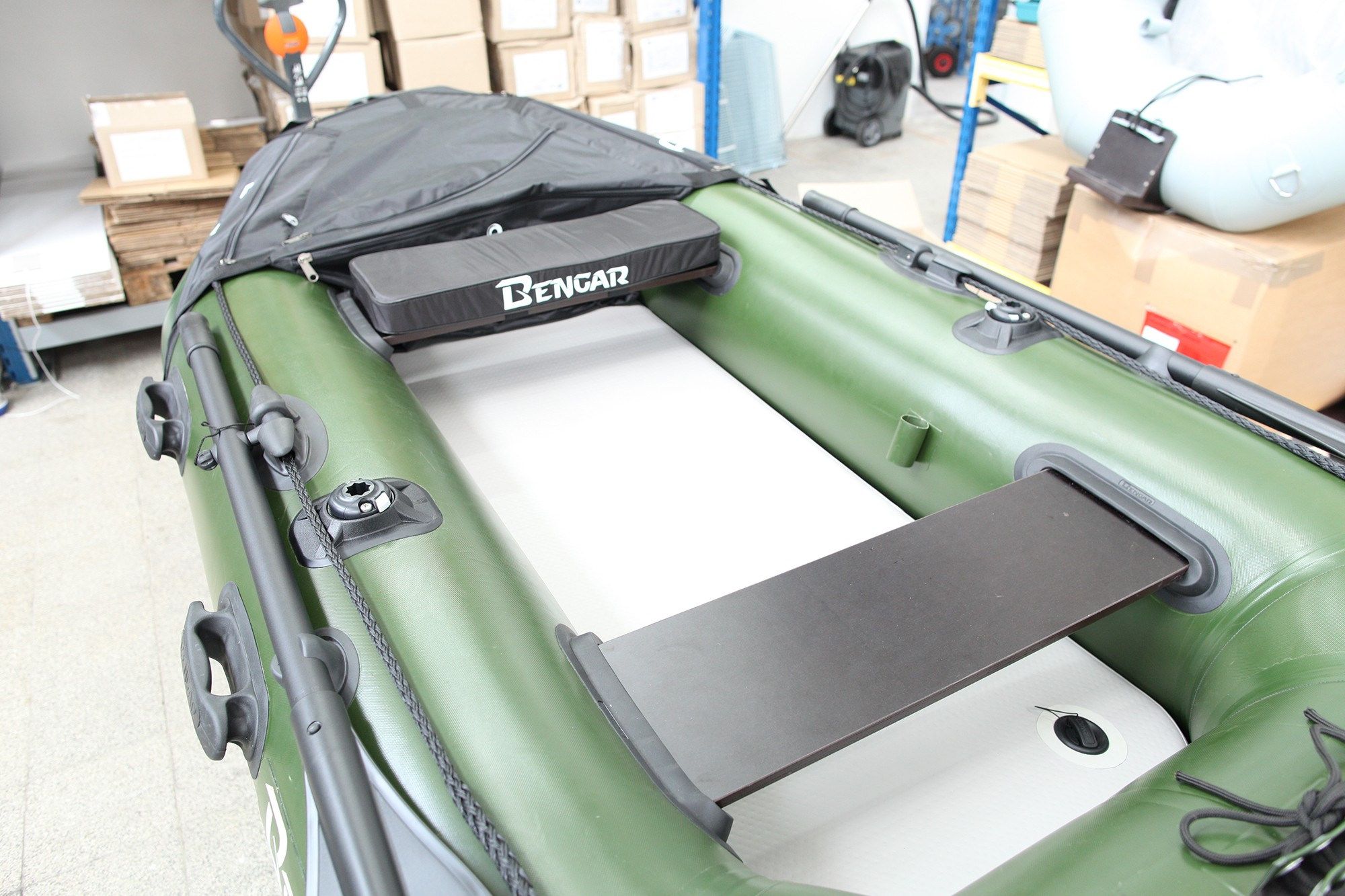 High Pressure Air Deck - floor for dinghy and inflatable