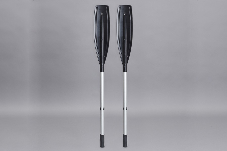 rowing tender oar for dingy 150 cm aluminium paddle