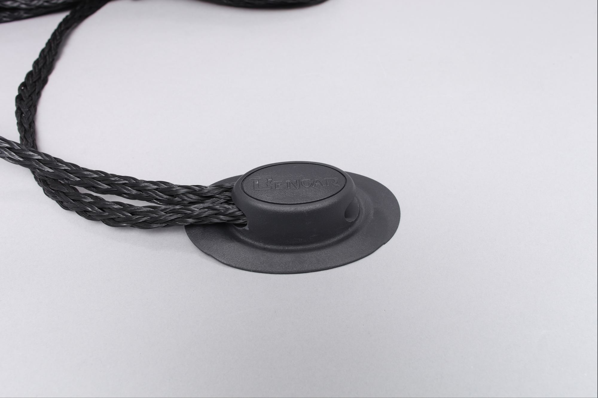 Lifeline Rope Patch Black  PVC  RIB Inflatable Boat Suitable